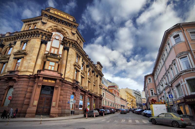 Москва... как много в этом звуке. И почему от нее остался лишь звук?