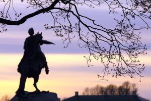 Какой национальности были русские цари и царицы?