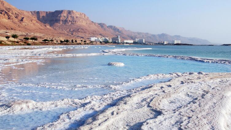 Какие чудеса есть на Мёртвом море?