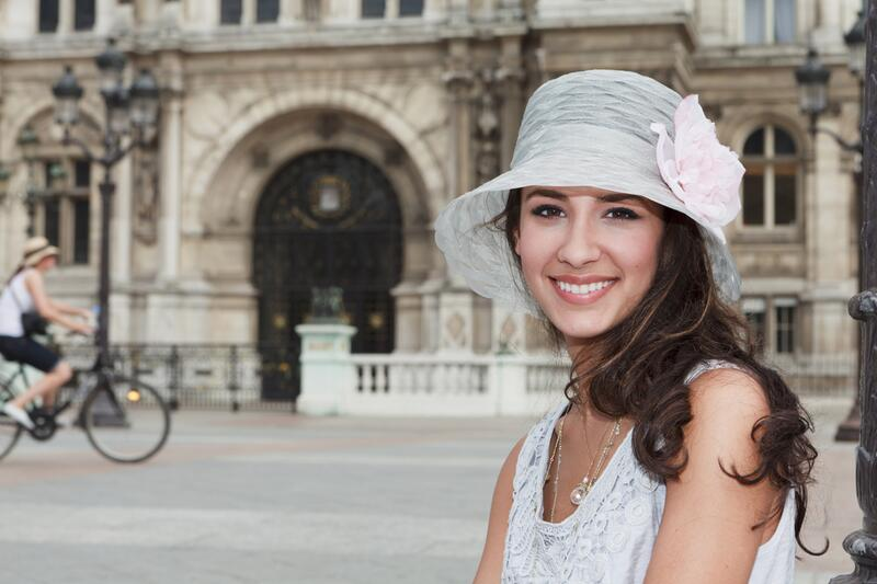 Одеваться как француженка легко