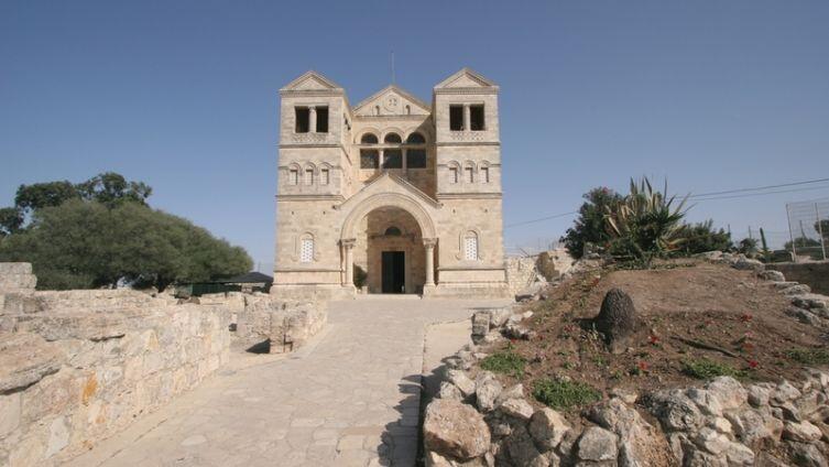 Гора Тавор, базилика Преображения
