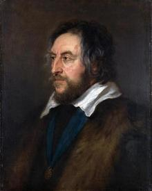 Рубенс. Портрет графа Арунделя. 1629 г.