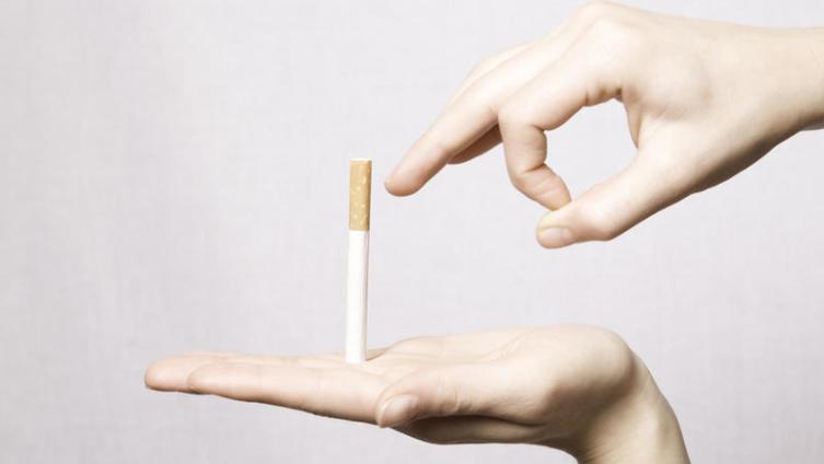 Как заставить себя бросить курить?