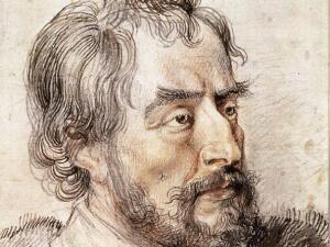 Рубенс. Портреты графа Арунделя и графини Алатеи. А кто этот неизвестный на портрете графини?