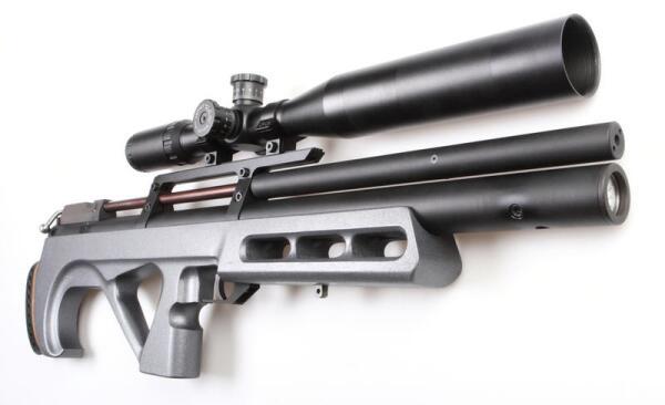 «Эдган Матадор». Почему эту винтовку называют «Калашниковым в мире PCP пневматики»?