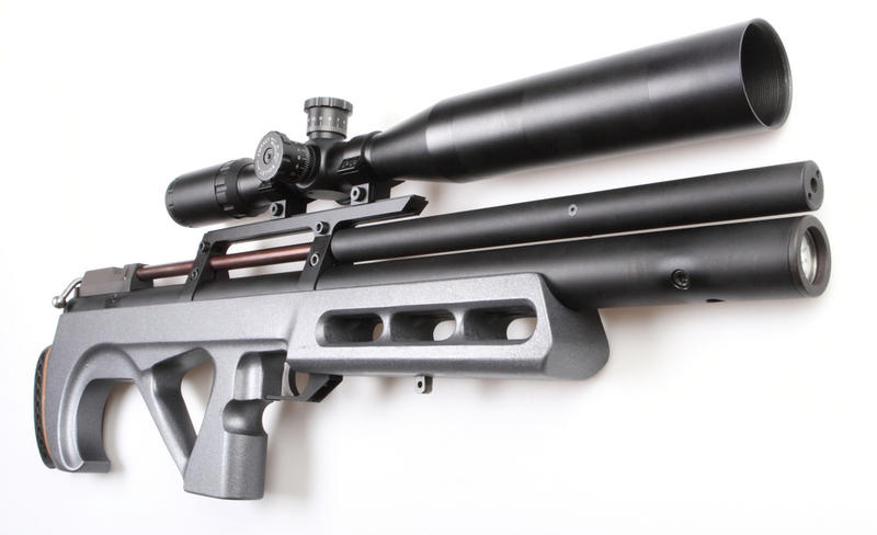 Купить пневматическую винтовку EdGun Матадор