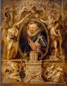 Рубенс. Портрет Шарля де Лонгваля. 1621 год