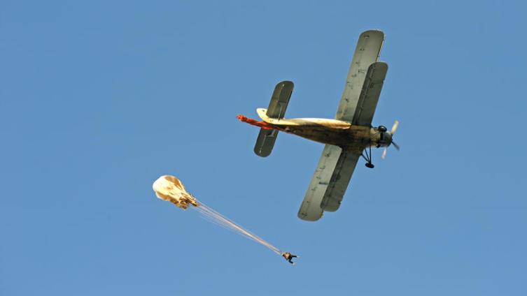 Что нужно знать, если решили прыгнуть с парашютом?