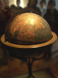 Первый глобус