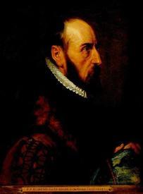Рубенс. Портрет Ортелиуса. 1633 год