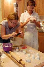 В Каринтии любой может пройти однодневные кулинарные курсы. 15 евро - и вы умеете готовить
