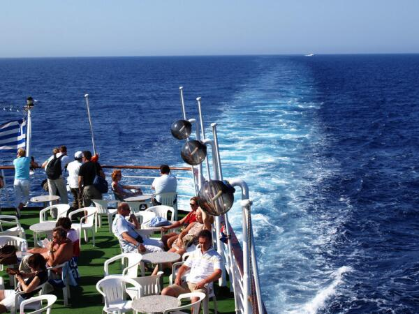 Круиз «Крит— острова Санторини»