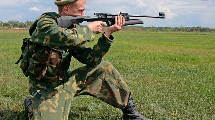 ИЖ-62 – мощная модификация винтовки ИЖ-60