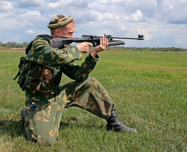 ИЖ-60. С какой винтовки лучше
