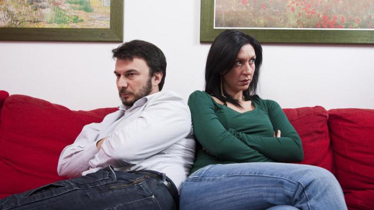 Как пережить ссору с мужем?