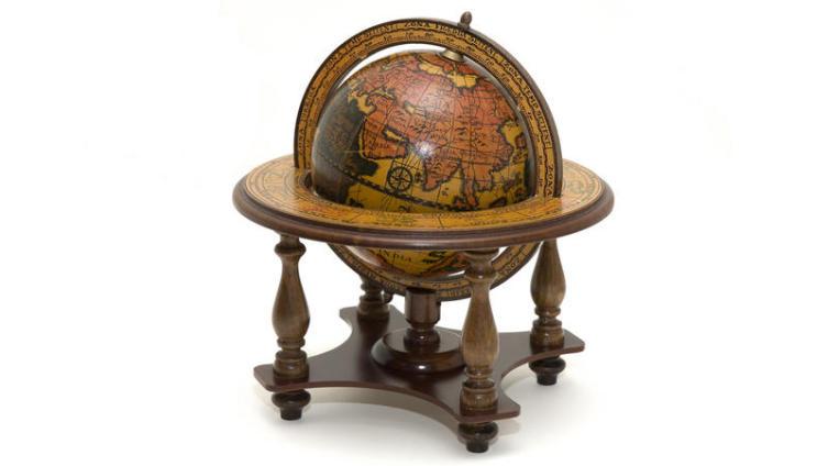 Рубенс. Портрет Ортелиуса. Кому нужны географы и картографы?