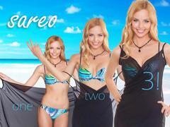 Что такое платье Сарео? Революция на пляже-2012!