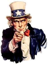 Uncle Sam needs YOU!