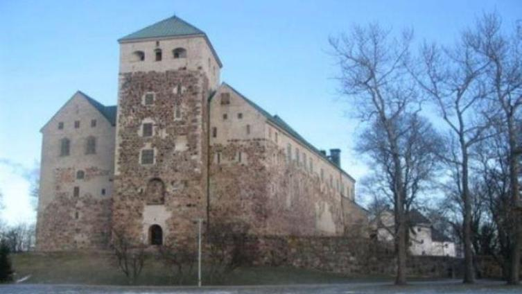 Абосский замок (г. Турку, Финляндия). Здесь с лета 1570 г. томился в заключении отреченный от власти Эрик XIV
