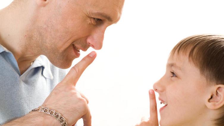 Как расслышать маленького спорщика?