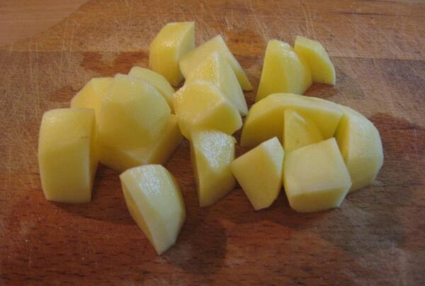 Картофель и...