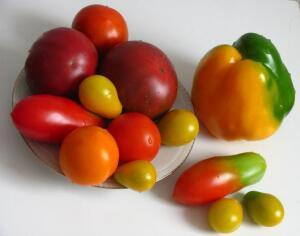 Как замариновать помидоры? Вкусно!