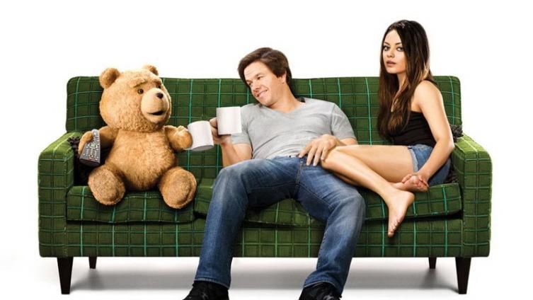 «Третий лишний» (Ted, 2012)