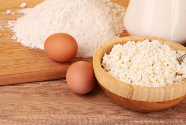 Как сытно накормить семью? Творожные пряники «От бабушки»