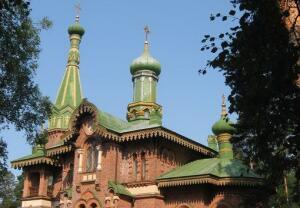 Что позволило стать приозерской церкви Всех Святых не просто оригинальной? Неповторимой!