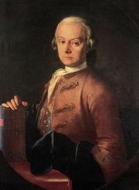 Леопольд Моцарт, отец Вольфганга