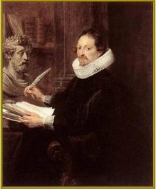 Рубенс. Портрет Яна Гаспара Гевертса. 1628 год, 119х98 см,Koninklijk Museum voor Schone Kunsten, Antwerpen