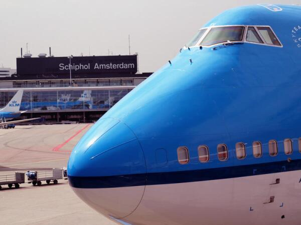 Аэропорт Шипхол, Амстердам