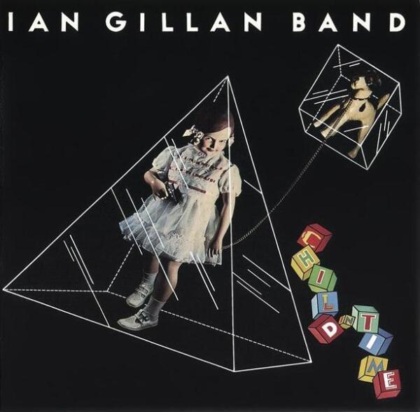 После распада DEEP PURPLE Гиллан создал Ian Gillan Band и выпустил в 1976 г. пластинку, которую не долго мудрствуя назвал