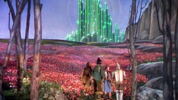 Кадр из к-ф «Wizard of Oz» 1939 г.