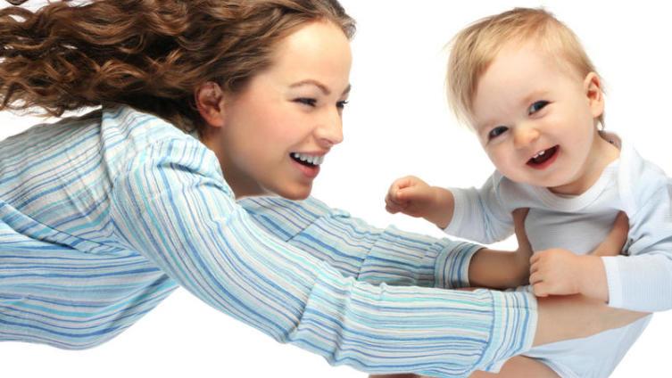 Как меняются отношения с годовалым ребёнком? Размышления молодой мамы