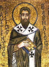 Свт. Василий Великий (329-279)
