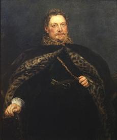 Рубенс. Портрет Яна ван Монфора. 1635 год