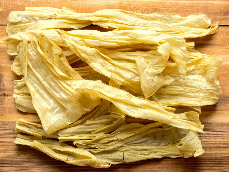 Спаржа соевая - рецепты приготовления