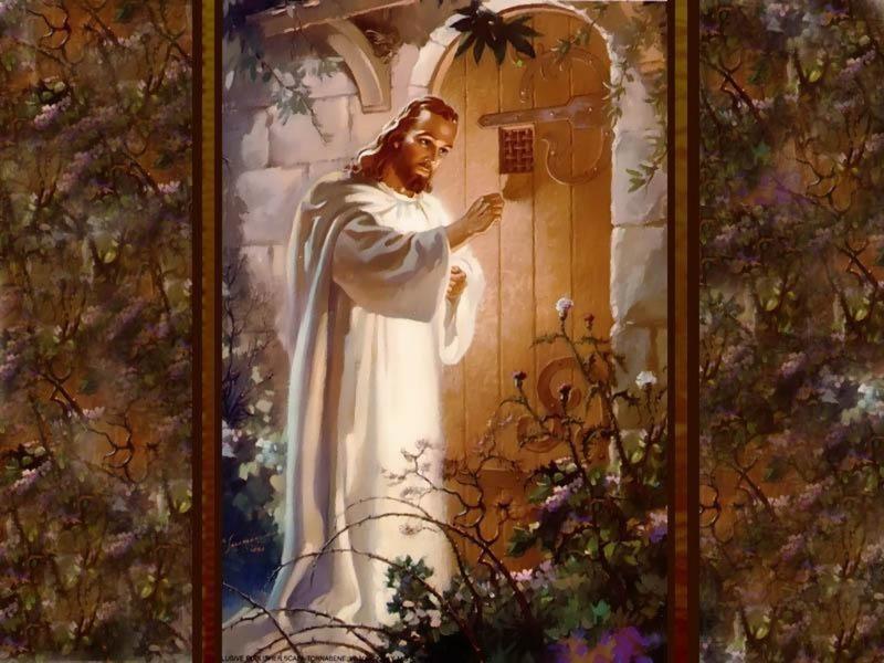 второе пришествие иисуса картинки