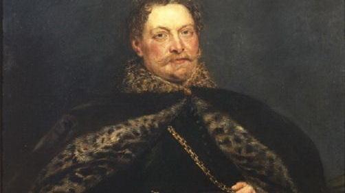 Рубенс. Портрет Яна ван Монфора. 1635 год (фрагмент)