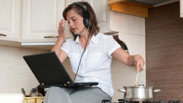 Какими бывают домохозяйки?