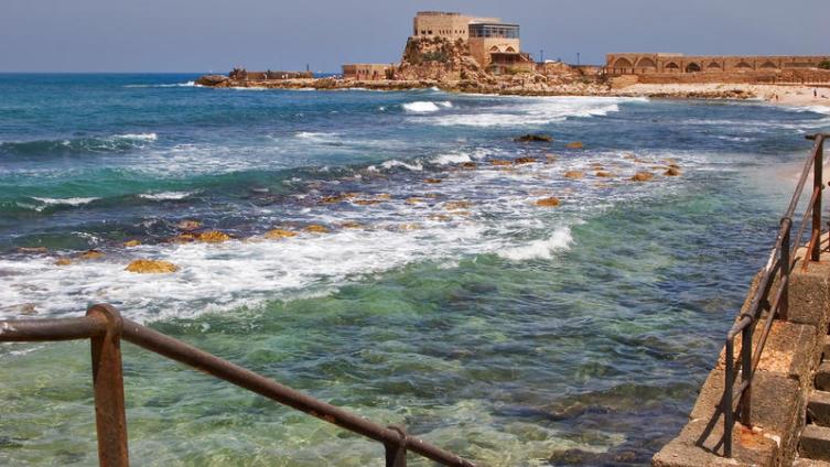 Как строилось Чудо Света? Кейсария Приморская (Caesarea Мaritima)