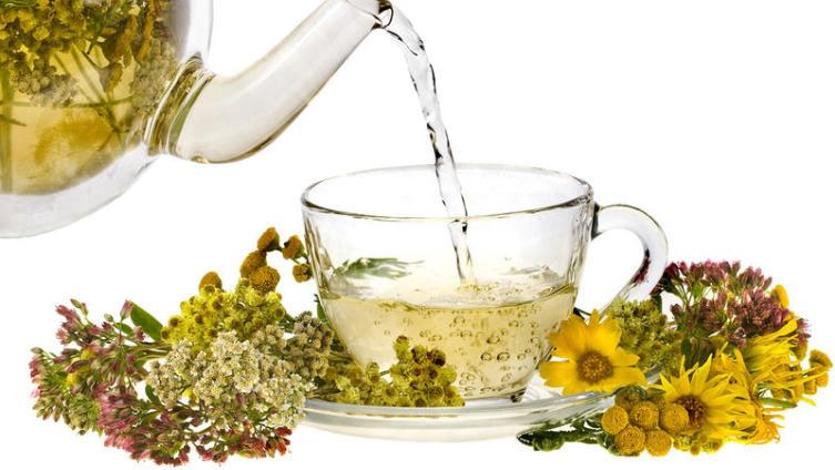 Как приготовить травяной чай?