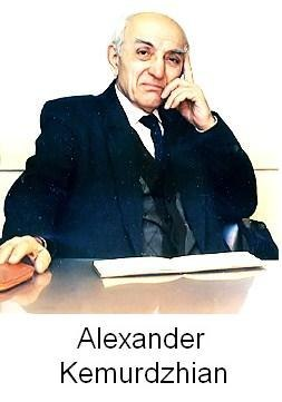 Картинки по запросу Александр Кемурджиан-Создатель первых в мире планетоходов