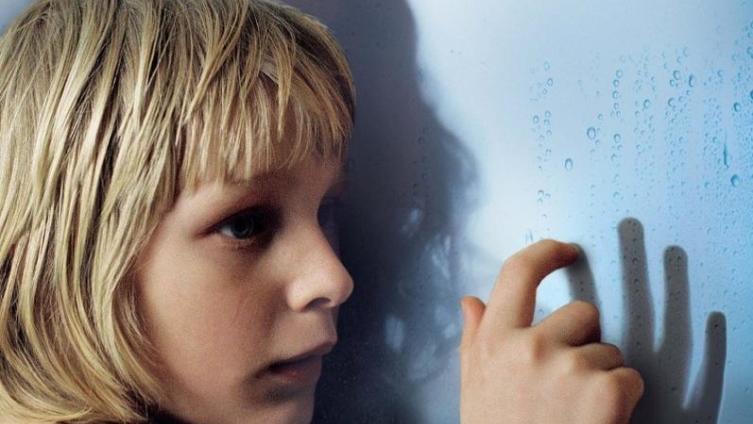 Фрагмент постера к фильму «Впусти меня »