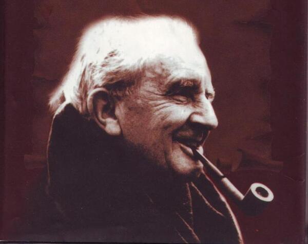 Джон Рональд Руэл Толкин (03 января 1892 года - 2 сентября 1973 года)