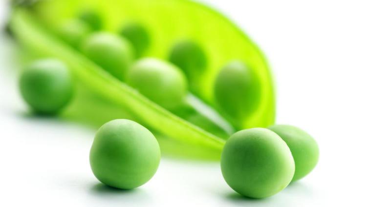 Что приготовить с молодым зеленым горошком?