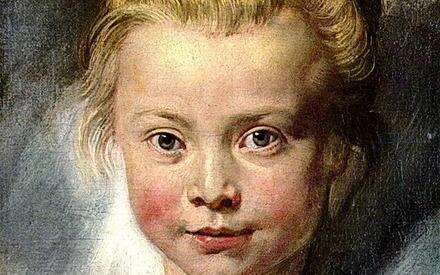 Сколько у Рубенса было детей? Галерея портретов