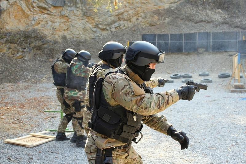 Пистолет Ярыгина, или МР-443 «