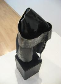Ристо Иммонен(Рованиеми)/ Дочь Туонелы. 2004. Нержавеющая сталь